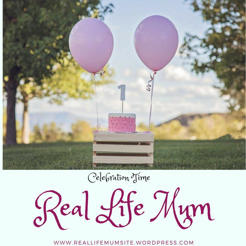 Real Life Mum turns One